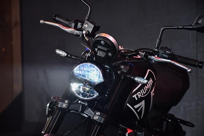 Chi tiết Triumph Trident 660 giá 270 triệu đồng tại Việt Nam - 4