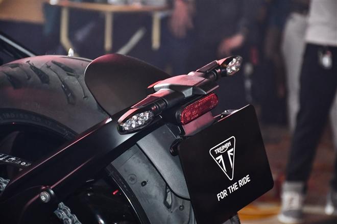 Chi tiết Triumph Trident 660 giá 270 triệu đồng tại Việt Nam - 6