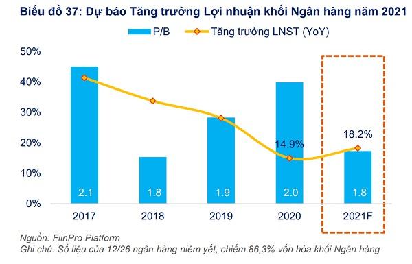 Trụ cột nào giúp ngân hàng tăng trưởng lợi nhuận cao năm 2021? - Ảnh 3.