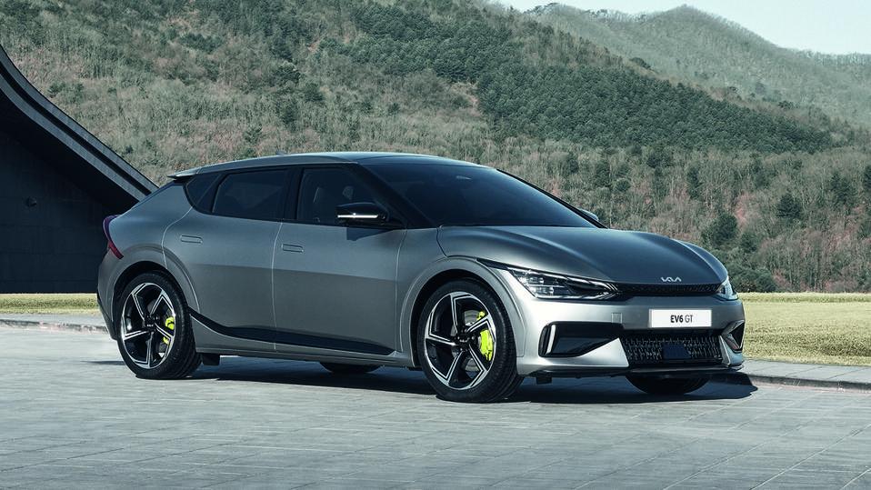 Huyndai tung xe điện Kia EV6 ra thị trường – câu trả lời của người Hàn với xe điện Mỹ, Trung Quốc - Ảnh 1.