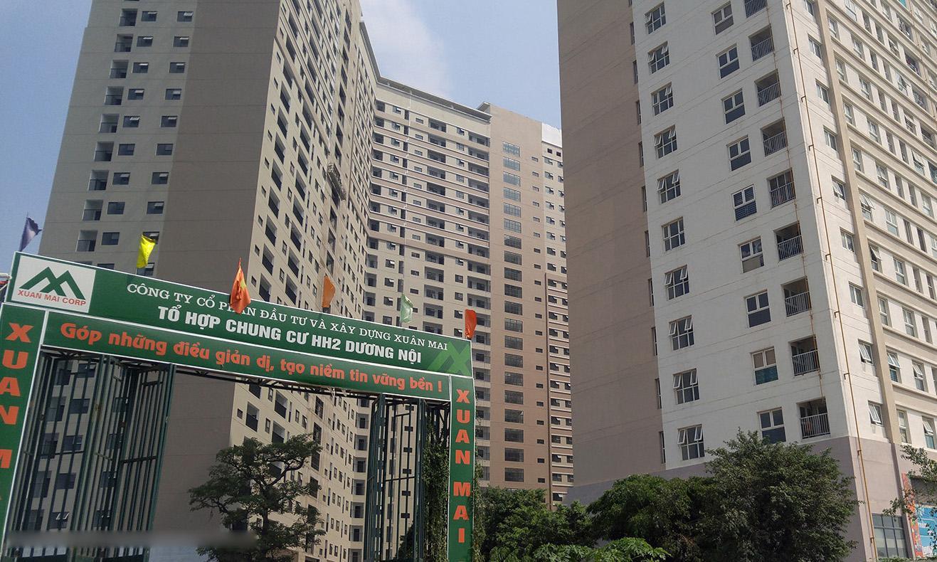 Thanh tra phát hiện nhiều sai phạm tại tổ hợp chung cư Xuân Mai Complex  - Ảnh 1.