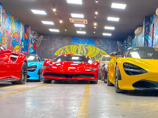 Ferrari SF90 Stradale của nữ đại gia 9X biến thành bản độc sau khi qua tay showroom, dân tình chờ đón siêu phẩm LaFerrari mới - Ảnh 3.