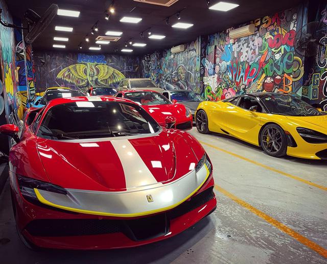 Ferrari SF90 Stradale của nữ đại gia 9X biến thành bản độc sau khi qua tay showroom, dân tình chờ đón siêu phẩm LaFerrari mới - Ảnh 7.