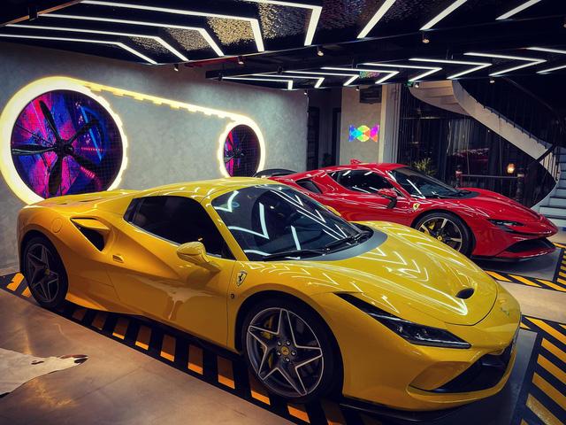 Ferrari SF90 Stradale của nữ đại gia 9X biến thành bản độc sau khi qua tay showroom, dân tình chờ đón siêu phẩm LaFerrari mới - Ảnh 9.