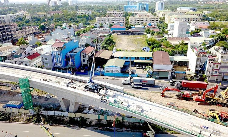 Loạt dự án hạ tầng giao thông nổi bật trong quý 1/2021, tác động thị trường BĐS - Ảnh 5.