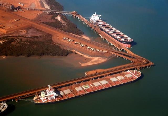 Trung Quốc dần thoát bóng Australia trong bài toán quặng sắt như thế nào - Ảnh 2.
