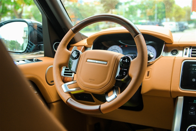 Range Rover SVAutobiography LWB 2021 giá hơn 13 tỷ đồng tại Việt Nam - 15