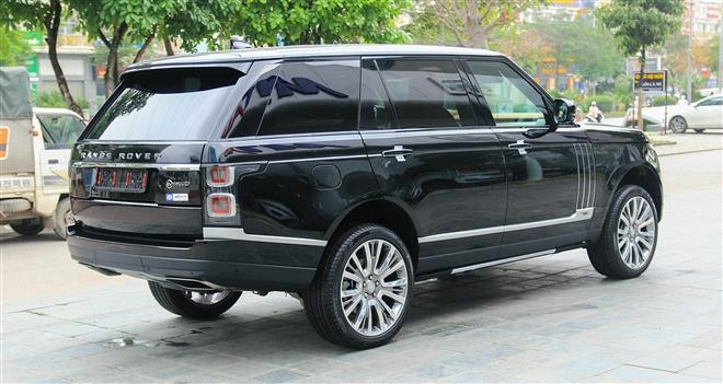 Range Rover SVAutobiography LWB 2021 giá hơn 13 tỷ đồng tại Việt Nam - 4