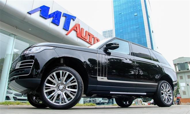 Range Rover SVAutobiography LWB 2021 giá hơn 13 tỷ đồng tại Việt Nam - 18