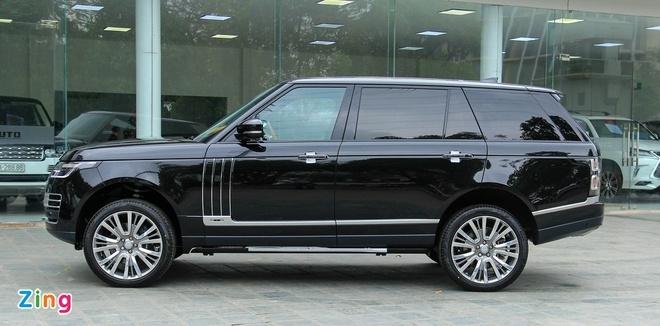 Range Rover SVAutobiography LWB 2021 giá hơn 13 tỷ đồng tại Việt Nam - 2