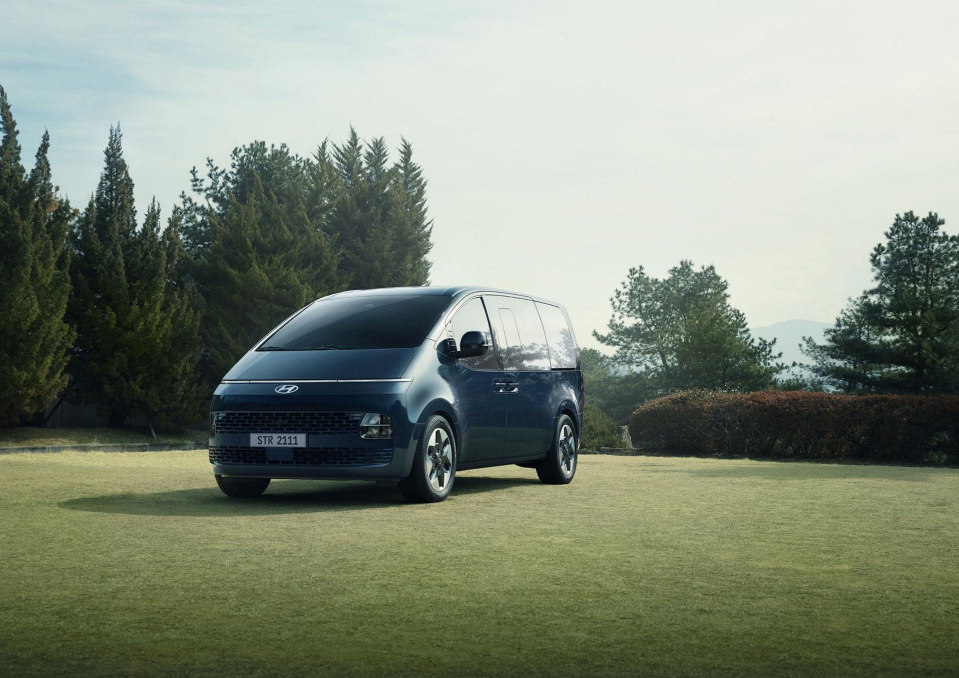 Hyundai Staria có thể tuỳ biến thành xe 2-11 chỗ, sẽ bán ra thị trường vào nửa cuối năm nay - Ảnh 2.