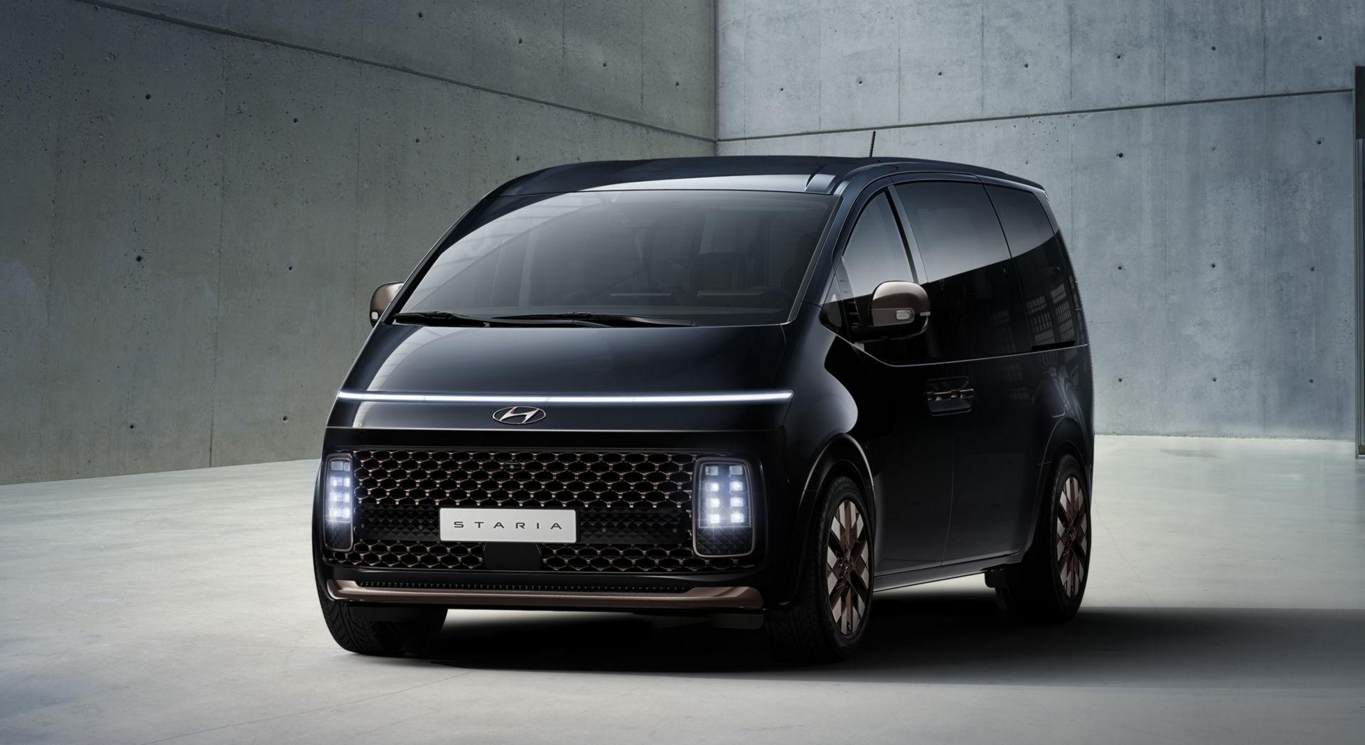 Hyundai Staria có thể tuỳ biến thành xe 2-11 chỗ, sẽ bán ra thị trường vào nửa cuối năm nay - Ảnh 3.