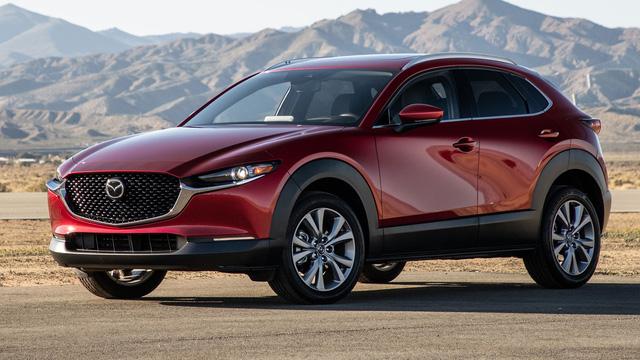 Bộ đôi Mazda CX-3 và CX-30 sắp ra mắt Việt Nam: Giá khoảng 700 triệu, nhập Thái, cạnh tranh Hyundai Kona - Ảnh 5.