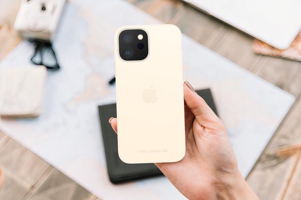 iPhone 13 lộ ảnh concept với phối màu mới, cực kỳ sang xịn - Ảnh 4.