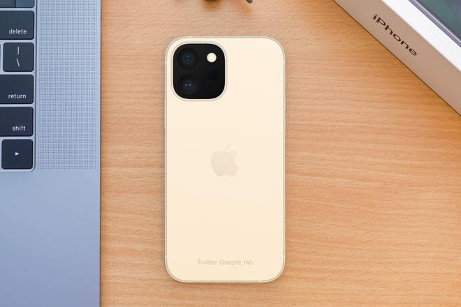 iPhone 13 lộ ảnh concept với phối màu mới, cực kỳ sang xịn - Ảnh 5.