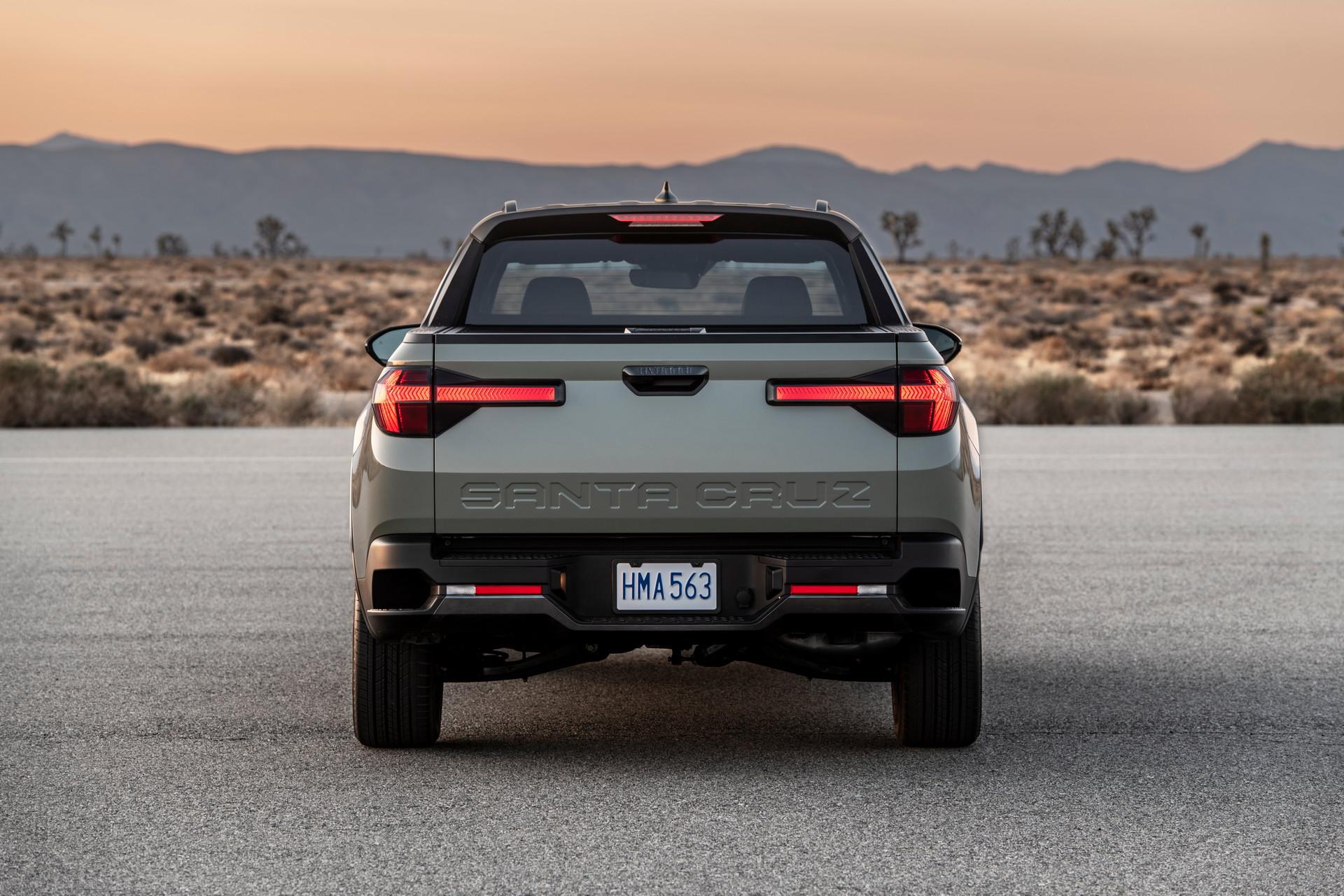 Xe bán tải đầu tiên của Hyundai ra mắt: 275 mã lực, tiện nghi như Tucson - Ảnh 4.