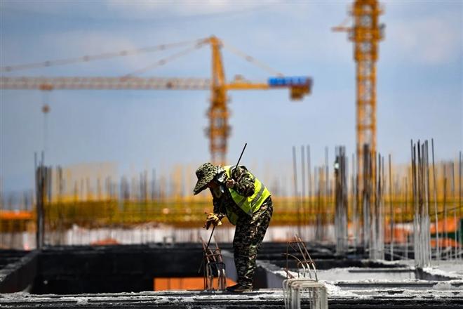 GDP quý I/2021 tăng kỷ lục tới 18,3%, Trung Quốc nói 'chưa đạt kì vọng' - 1