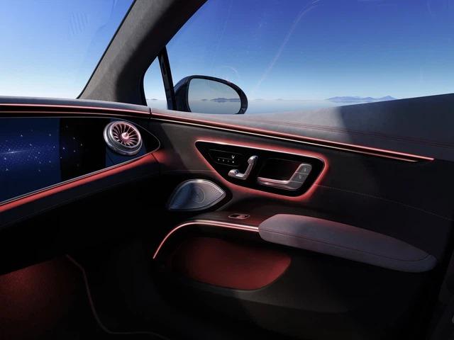 Từ chiếc gương gây tranh cãi trên Mercedes-Benz EQS mới thấy được sự tinh tế của ông trùm xe hơi nước Đức - Ảnh 1.