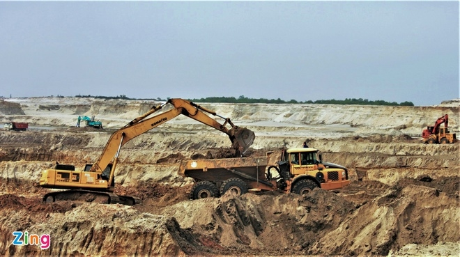 Mỏ sắt lớn nhất Đông Nam Á ở Việt Nam bất động gần 10 năm - 2