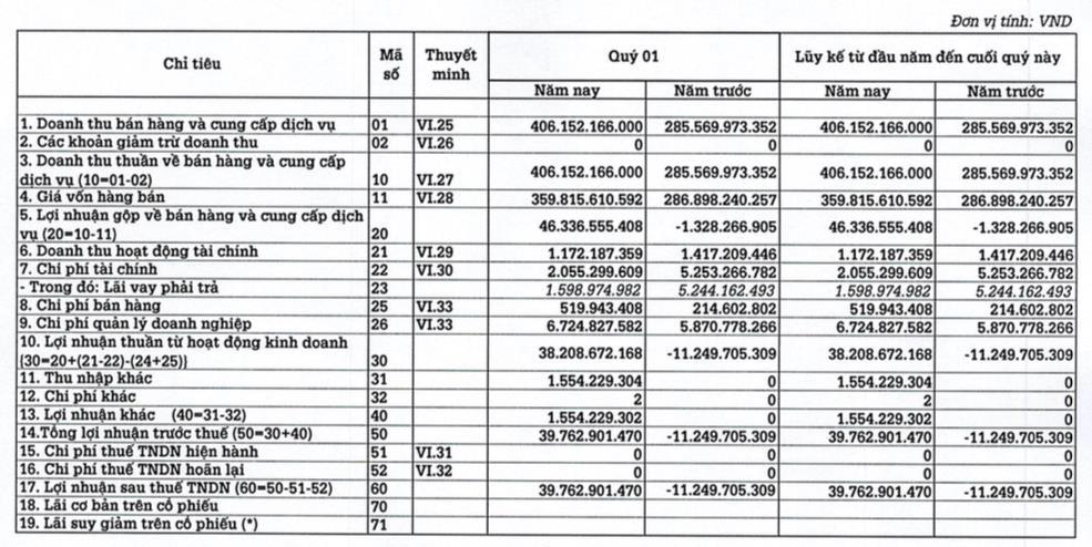 Thép Đà Nẵng (DNS): Quý 1 lãi 40 tỷ đồng hoàn thành 89% kế hoạch cả năm 2021 - Ảnh 1.