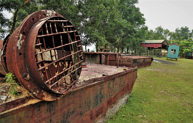 Mỏ sắt lớn nhất Đông Nam Á ở Việt Nam bất động gần 10 năm - 7