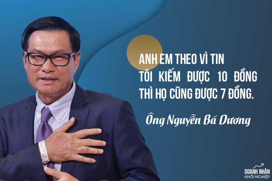 Doanh nhân Nguyễn Bá Dương: Nhiều năm thống trị ngành xây dựng Việt Nam và biến cố bất ngờ ở tuổi 60 với cuộc chiến 'vương quyền' - Ảnh 3.