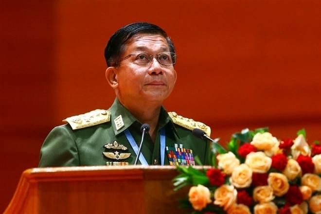 EU giáng đòn vào 'túi tiền' của quân đội Myanmar - 1