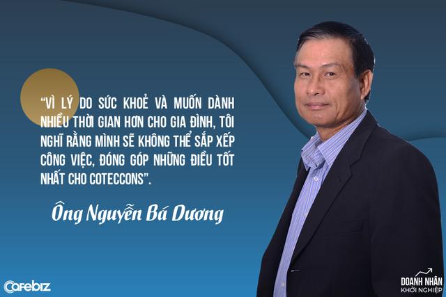 Doanh nhân Nguyễn Bá Dương: Nhiều năm thống trị ngành xây dựng Việt Nam và biến cố bất ngờ ở tuổi 60 với cuộc chiến 'vương quyền' - Ảnh 6.