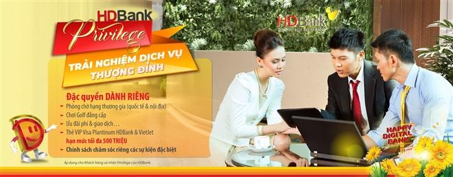 HDBank dành cho khách hàng nhiều ưu đãi đặc quyền trong hệ sinh thái - 1