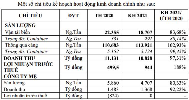 Vinalines muốn thoái vốn tại hàng loạt công ty vận tải biển khi đang ôm lỗ đến 685 tỷ đồng - Ảnh 3.