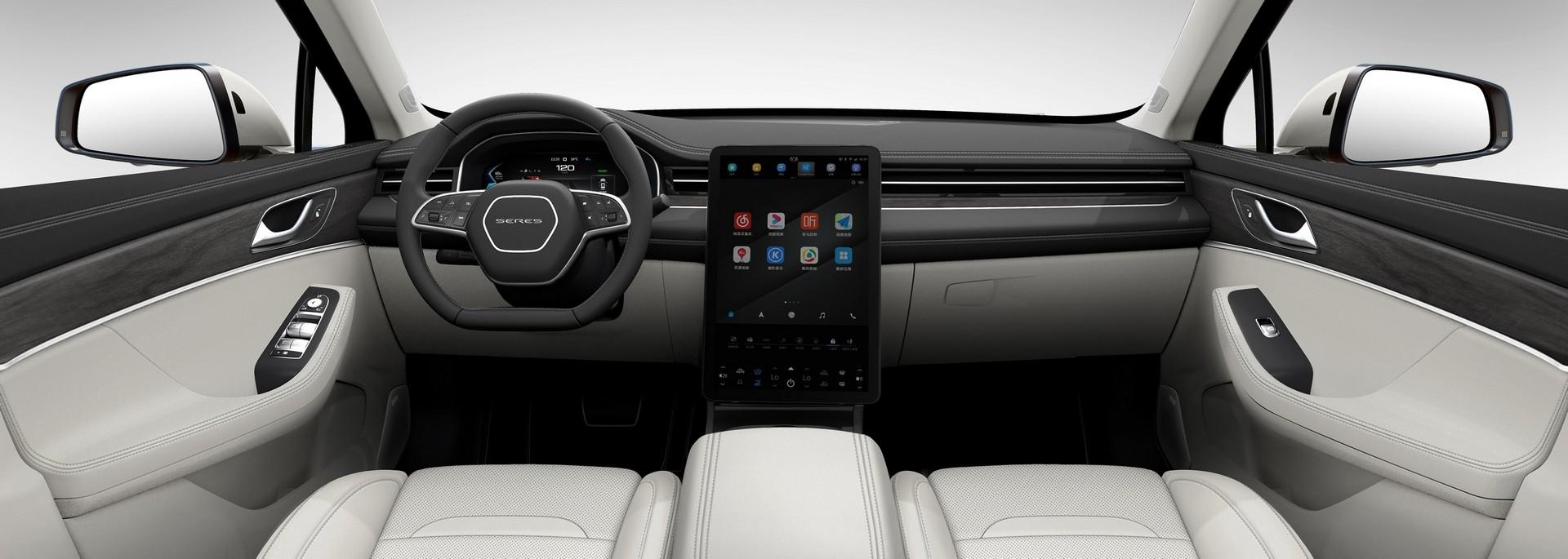 Trong khi Xiaomi mới vẽ kế hoạch, Huawei đã nhanh chân ra mắt ô tô điện đầu tiên - Ảnh 5.