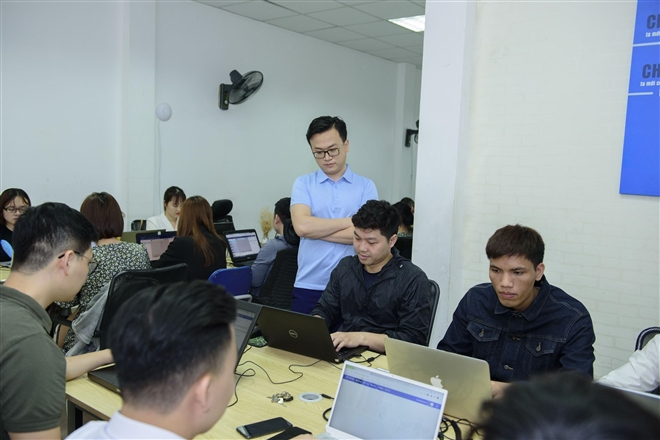 CEO Nguyễn Mạnh Duy: 'Marketing là một hành trình đòi hỏi sự kiên trì' - 3