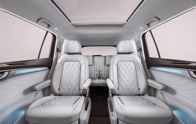 Volkswagen ra mắt SUV mới, 7 chỗ ngồi và rất rộng - 11