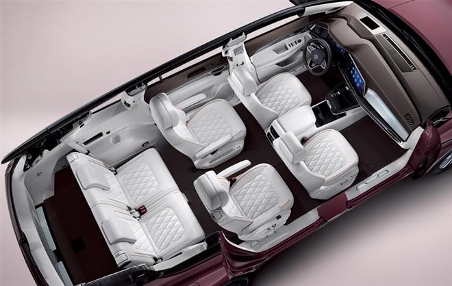 Volkswagen ra mắt SUV mới, 7 chỗ ngồi và rất rộng - 8