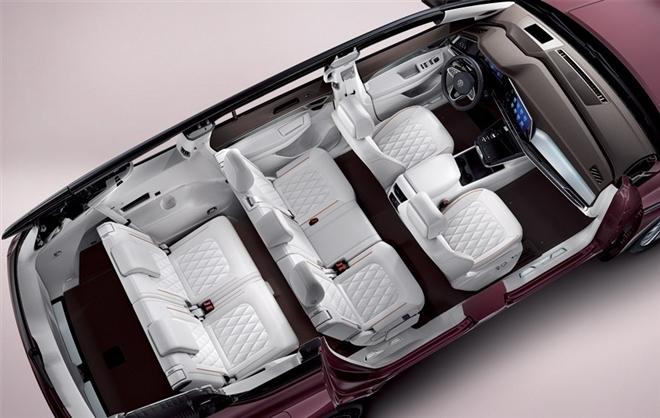 Volkswagen ra mắt SUV mới, 7 chỗ ngồi và rất rộng - 9