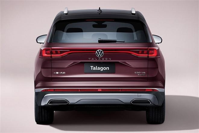 Volkswagen ra mắt SUV mới, 7 chỗ ngồi và rất rộng - 4