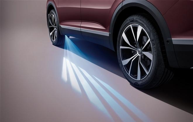 Volkswagen ra mắt SUV mới, 7 chỗ ngồi và rất rộng - 5