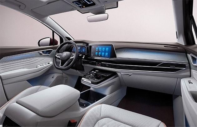 Volkswagen ra mắt SUV mới, 7 chỗ ngồi và rất rộng - 6