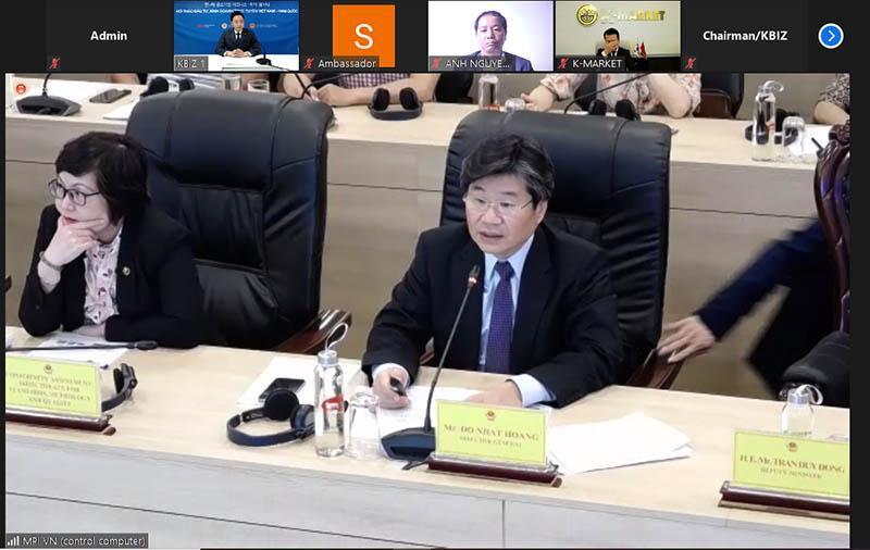 Doanh nghiệp Hàn Quốc kỳ vọng đầu tư vào thị trường bán dẫn Việt Nam - Ảnh 1.