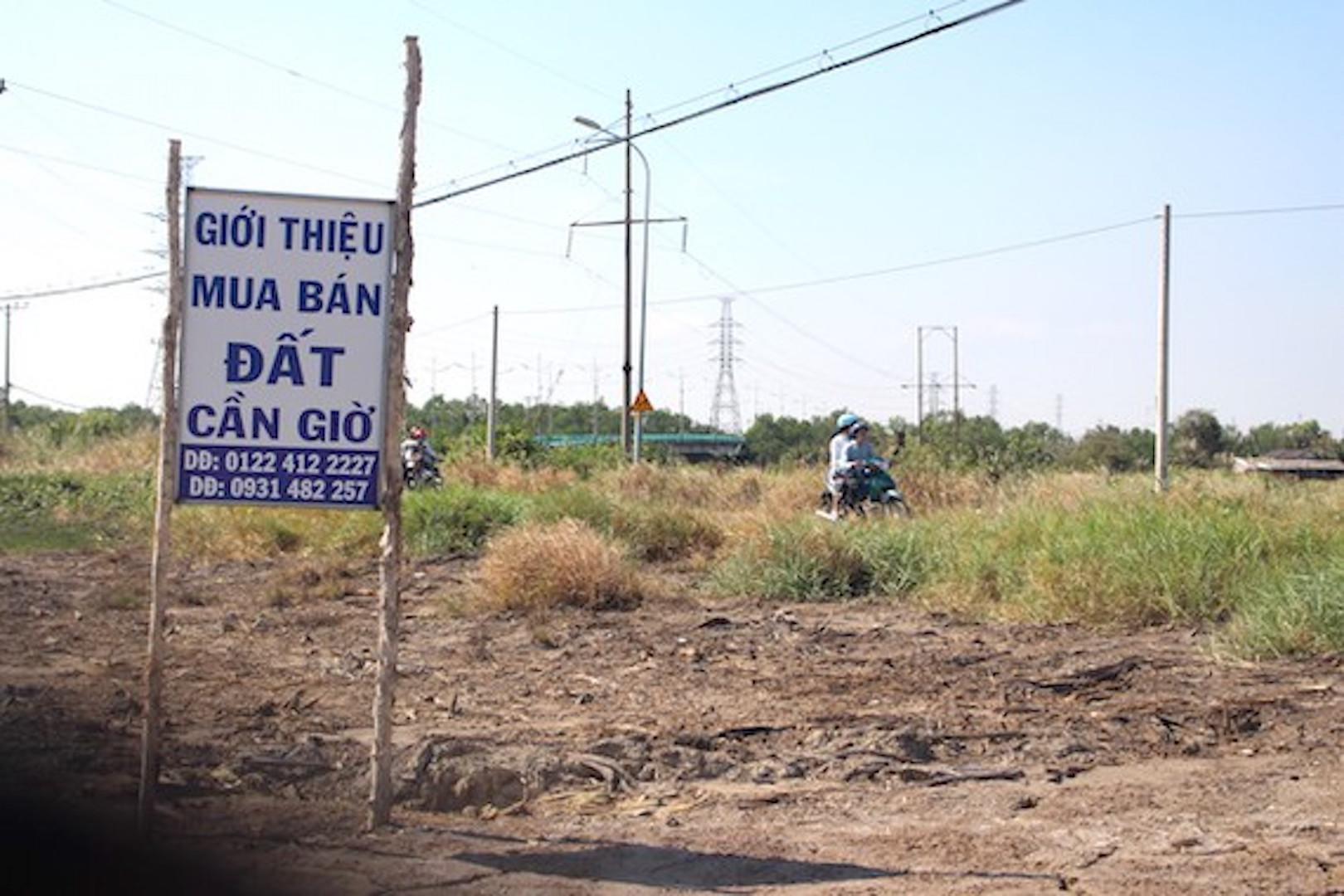 TPHCM: Giá đất tăng chóng mặt, bỏ xa hệ số K - Ảnh 2.