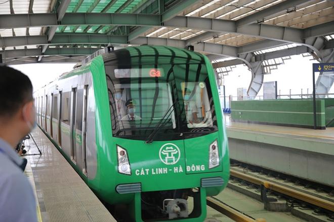 Hà Nội dừng giao cho Vingroup nghiên cứu tuyến đường sắt đô thị số 2 - Ảnh 2.