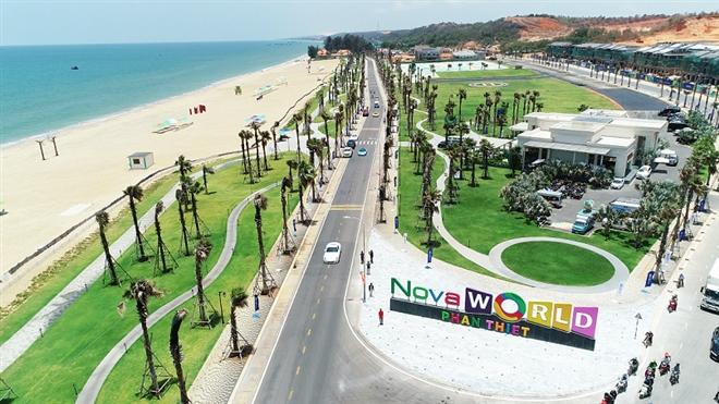 Siêu dự án 5 tỷ đô NovaWorld Phan Thiet ngày càng 'sắc nét' - 2