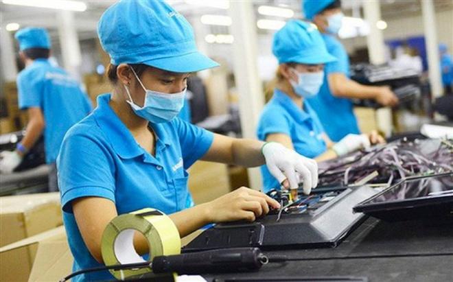 4 tháng, Việt Nam thu hút được 12,25 tỷ USD vốn FDI  - 1