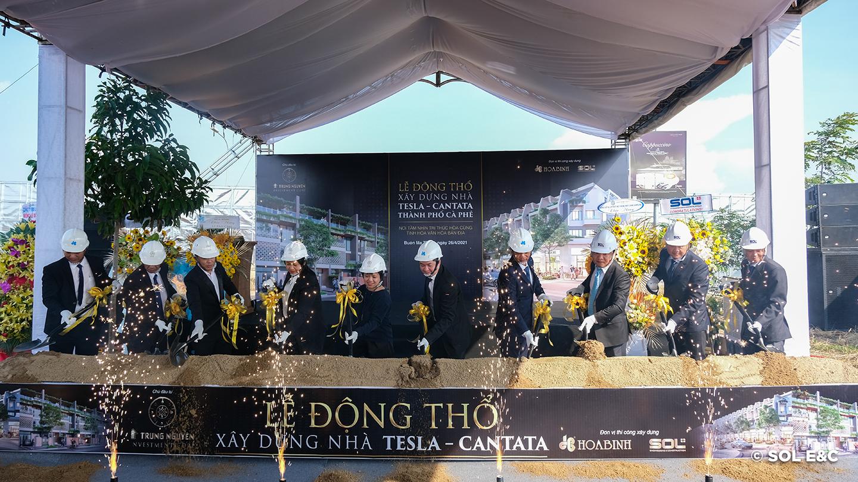 SOL E&C – Công ty xây dựng mới của ông Nguyễn Bá Dương vừa trúng thầu 3 dự án từ Sun Group, Hải Vương Tourism và Trung Nguyên Legend - Ảnh 1.