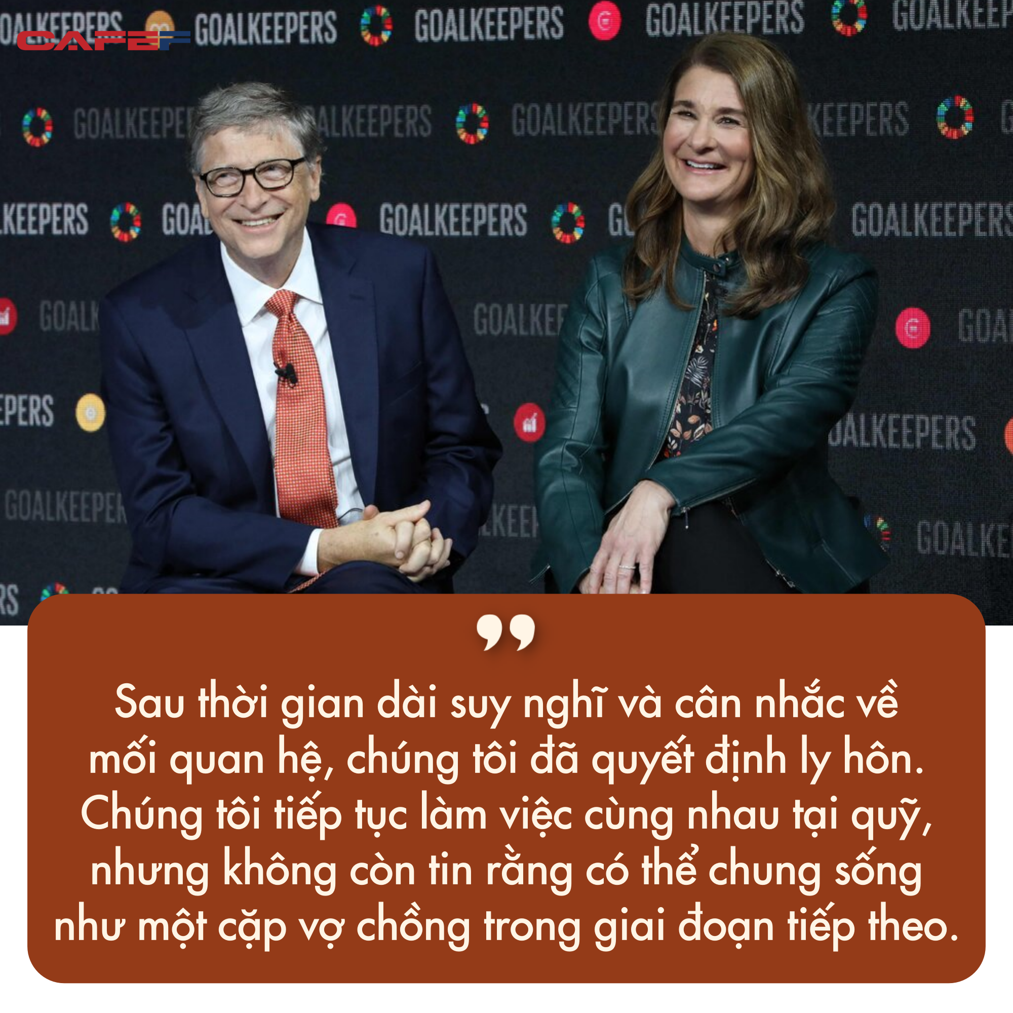 Không có hợp đồng tiền hôn nhân, Bill Gates sẽ mất một nửa trong số tài sản hơn 120 tỷ USD sau khi ly hôn? - Ảnh 2.