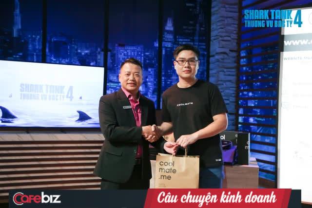 Chân dung startup Coolmate vừa gọi vốn thành công 500.000 USD trên Shark Tank: Từng đi thi khởi nghiệp chỉ lọt Top 10, nay đã là ông trùm bán chục nghìn đơn trên Shopee - Ảnh 1.