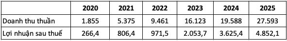 Bamboo Capital (BCG): Năm 2021 tiếp tục M&A các dự án tiềm năng, trình kế hoạch lợi nhuận tăng 203% lên 806 tỷ đồng - Ảnh 2.