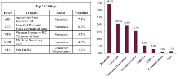 AFC Vietnam Fund: Ảnh hưởng khối ngoại trên TTCK Việt Nam không còn lớn, chỉ còn chiếm khoảng 10% quy mô thị trường - Ảnh 1.