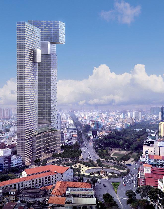 Masterise Group - Ông chủ các dự án căn hộ 500-700 trăm triệu đồng/m2: Trẻ tuổi nhưng vượt mặt đàn anh nhờ công thức thâu tóm đất vàng, xây nhà siêu sang, bán giá siêu sốc - Ảnh 9.