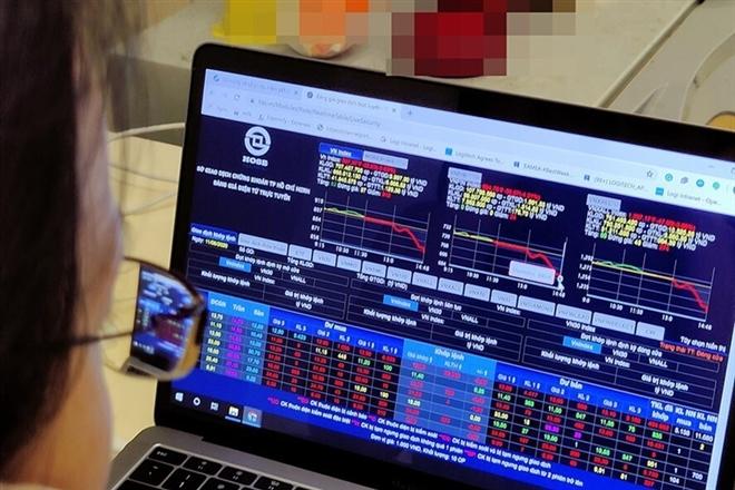 VN30-Index tăng mạnh, chứng khoán bùng nổ cuối phiên - 1